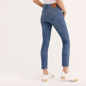 🆕Free People x Levi's 501 Skinny Jeans